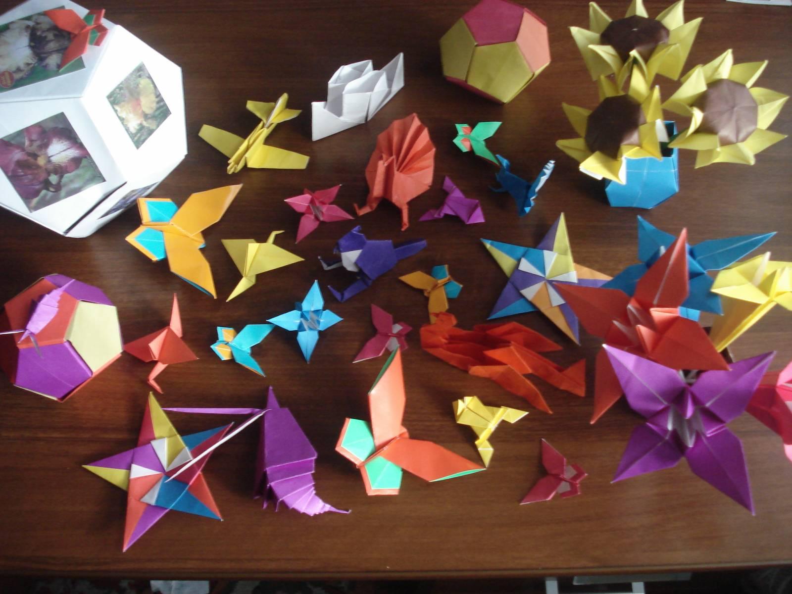 Поделки оригами: 91 фото как создаются оригинальные