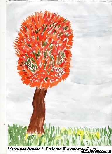 Пейзаж пастелю как нарисовать